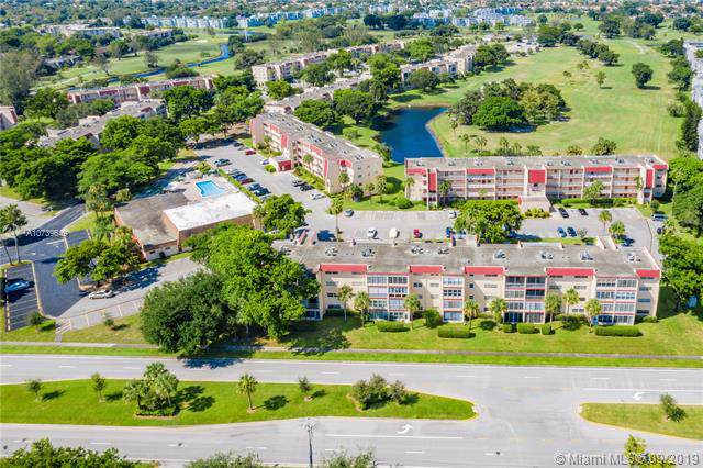 1000 Country Club Dr #406, Margate, FL 33063 (MLS #A10739649) :: Ray De Leon with One Sotheby's International Realty