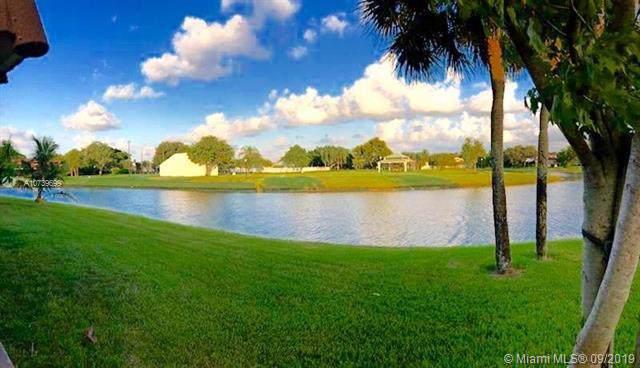 1506 SW 110th Way #1506, Davie, FL 33324 (MLS #A10739699) :: Grove Properties