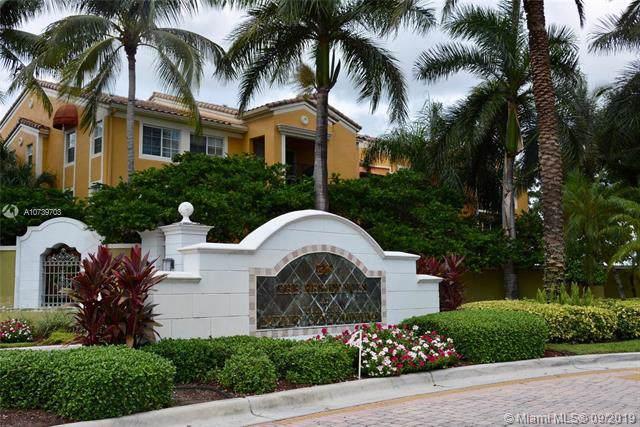 2120 W Preserve Way #305, Miramar, FL 33025 (MLS #A10739703) :: Laurie Finkelstein Reader Team