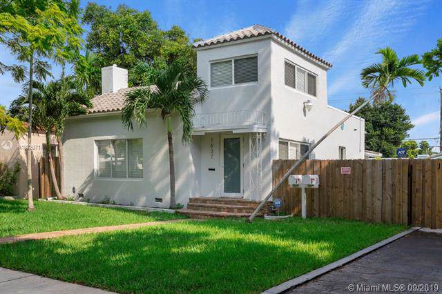 1637 Jackson St, Hollywood, FL 33020 (MLS #A10739717) :: RE/MAX Presidential Real Estate Group