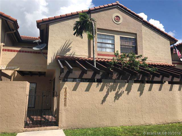 13286 SW 114th Ter #13286, Miami, FL 33186 (MLS #A10739737) :: The Riley Smith Group