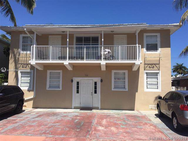 701 82nd St, Miami Beach, FL 33141 (MLS #A10739789) :: Green Realty Properties