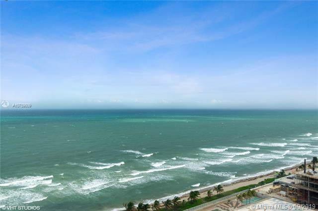 1950 S Ocean Dr 21E, Hallandale, FL 33009 (MLS #A10739809) :: RE/MAX Presidential Real Estate Group