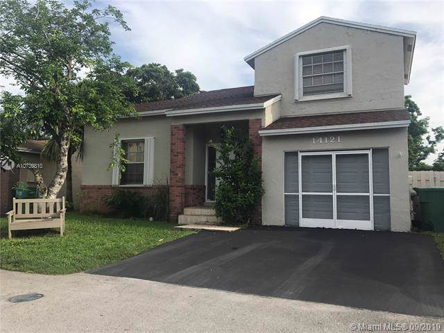 14121 Langley Pl, Davie, FL 33325 (MLS #A10739810) :: Grove Properties
