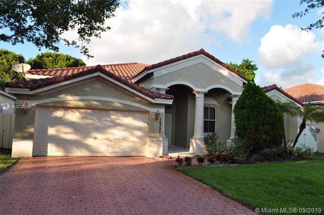 16721 SW 38th St, Miramar, FL 33027 (MLS #A10740054) :: The Kurz Team