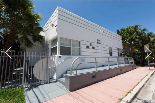 726 8th St, Miami Beach, FL 33139 (MLS #A10740066) :: The Paiz Group