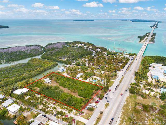 0 Lot Overseas Hwy, Other City - Keys/Islands/Caribbean, FL 33036 (MLS #A10740104) :: The Riley Smith Group