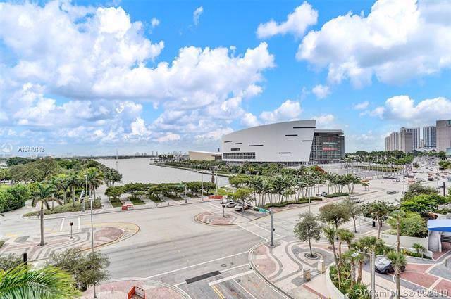900 Biscayne Blvd #501, Miami, FL 33132 (MLS #A10740146) :: Patty Accorto Team