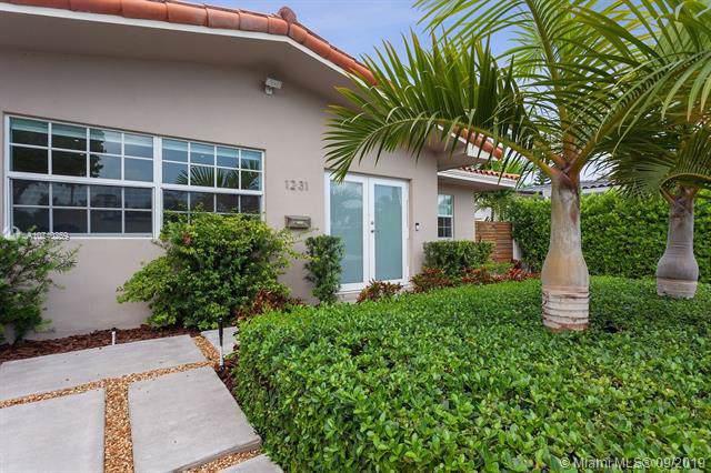 1231 NE 85th St, Miami, FL 33138 (MLS #A10740259) :: GK Realty Group LLC