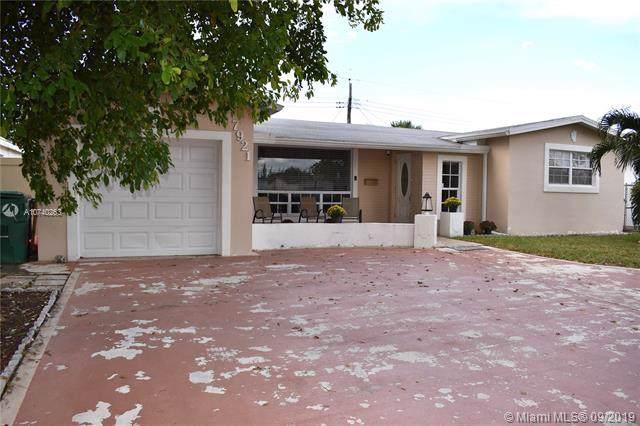 7921 Embassy Blvd, Miramar, FL 33023 (MLS #A10740263) :: The Kurz Team