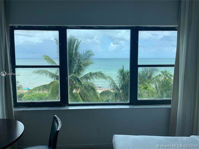 6345 Collins Ave #635, Miami Beach, FL 33141 (MLS #A10740288) :: Grove Properties