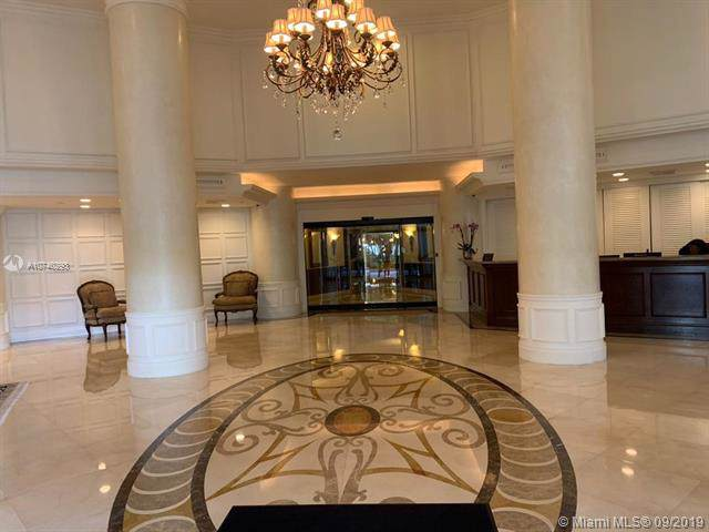 3530 Mystic Pointe Dr #114, Aventura, FL 33180 (MLS #A10740293) :: Grove Properties