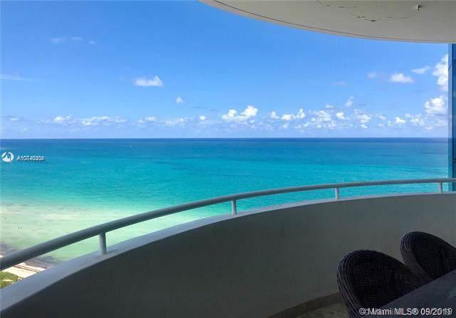 6301 Collins Ave #1803, Miami Beach, FL 33141 (MLS #A10740304) :: Castelli Real Estate Services