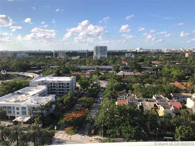 2475 Brickell Av #1602, Miami, FL 33129 (MLS #A10740338) :: The Rose Harris Group