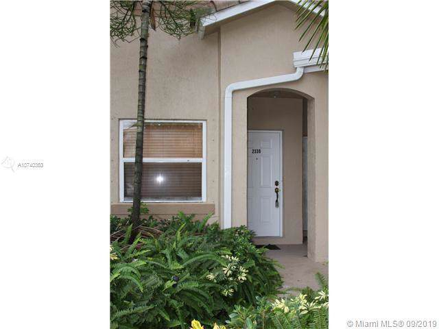 2312 SE 24th Ave #2312, Homestead, FL 33035 (MLS #A10740363) :: Grove Properties