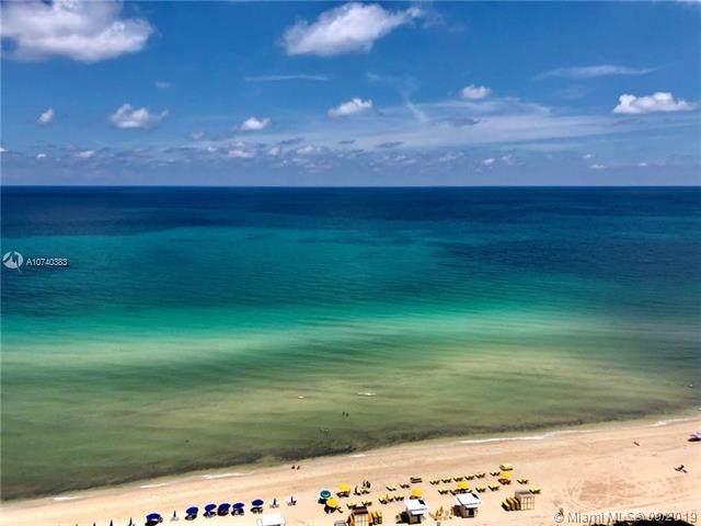 6301 Collins Ave #2202, Miami Beach, FL 33141 (MLS #A10740383) :: Castelli Real Estate Services