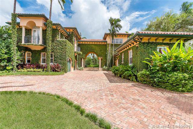 104 Paloma Dr, Coral Gables, FL 33143 (MLS #A10740424) :: The Maria Murdock Group