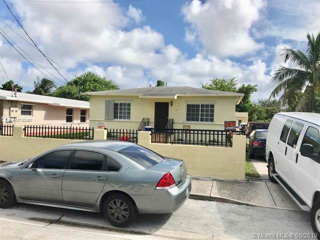 370 NW 33rd St, Miami, FL 33127 (MLS #A10740445) :: Grove Properties