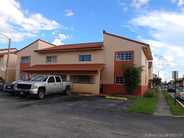 7825 W 29th Ln 102-23, Hialeah, FL 33018 (MLS #A10740500) :: The Jack Coden Group