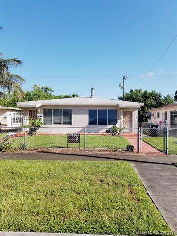 1863 NE 172nd St, North Miami Beach, FL 33162 (MLS #A10740528) :: The Riley Smith Group