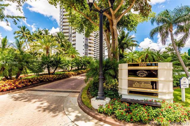 1000 Island Blvd #1605, Aventura, FL 33160 (MLS #A10740529) :: The Riley Smith Group