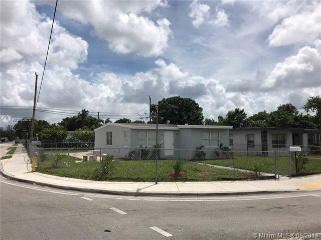14281 NW 24th Ave, Opa-Locka, FL 33054 (MLS #A10740573) :: Prestige Realty Group