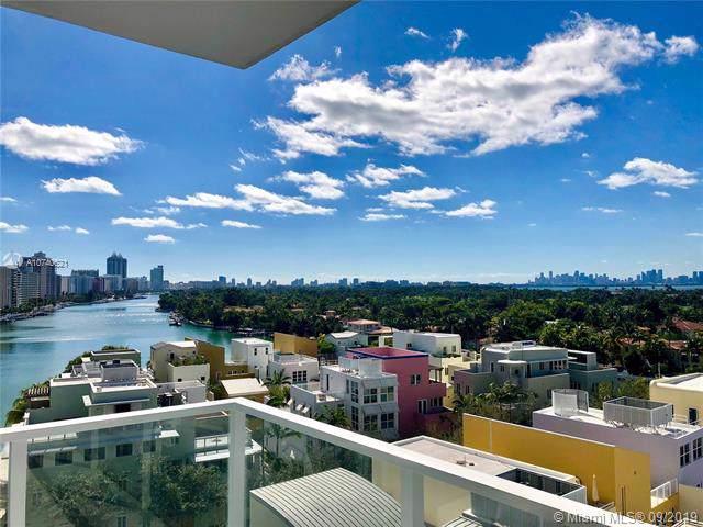 6103 Aqua Ave #805, Miami Beach, FL 33141 (MLS #A10740621) :: The Paiz Group