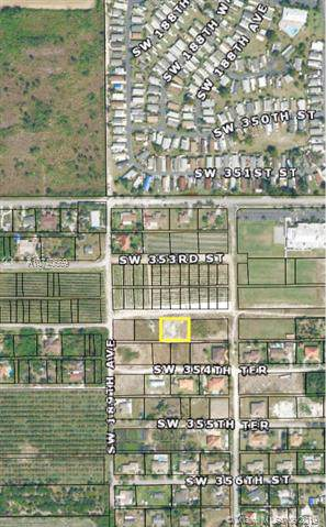 . Sw 354 St, Florida City, FL 33034 (MLS #A10740669) :: The Kurz Team