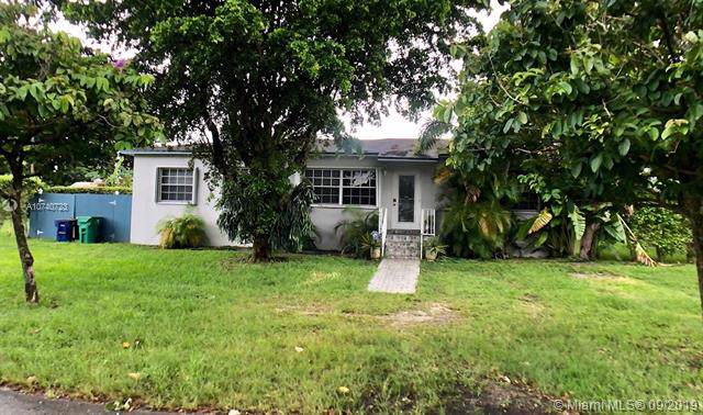 14501 NW 2nd Ave, Miami, FL 33168 (MLS #A10740723) :: The Paiz Group