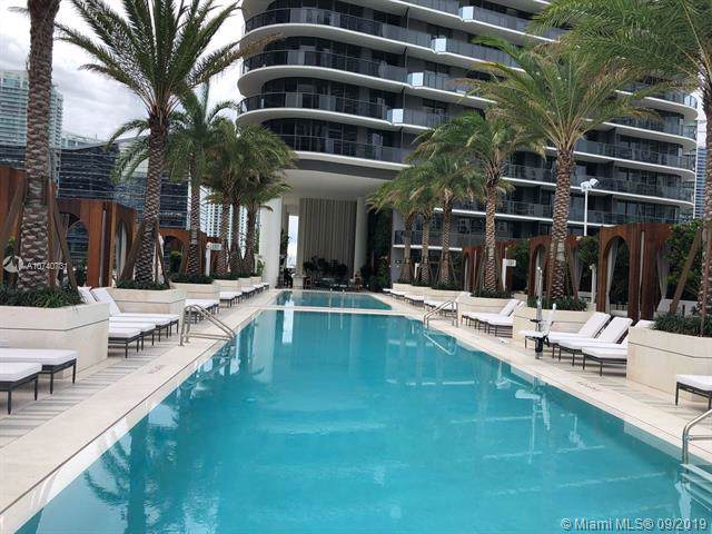 801 S Miami Ave #3107, Miami, FL 33130 (MLS #A10740731) :: Ray De Leon with One Sotheby's International Realty