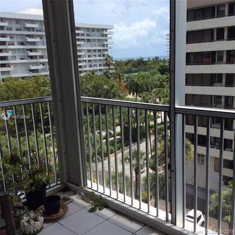 150 Ocean Lane Dr 7G, Key Biscayne, FL 33149 (MLS #A10740743) :: Prestige Realty Group