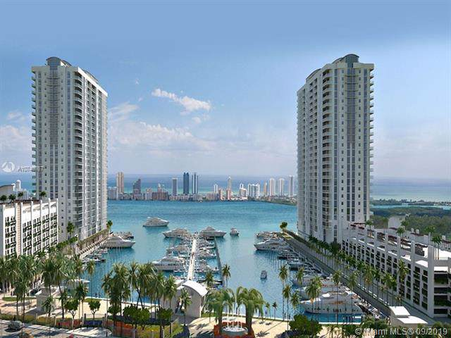 17301 Biscayne Blvd #908, North Miami Beach, FL 33160 (MLS #A10740767) :: Grove Properties
