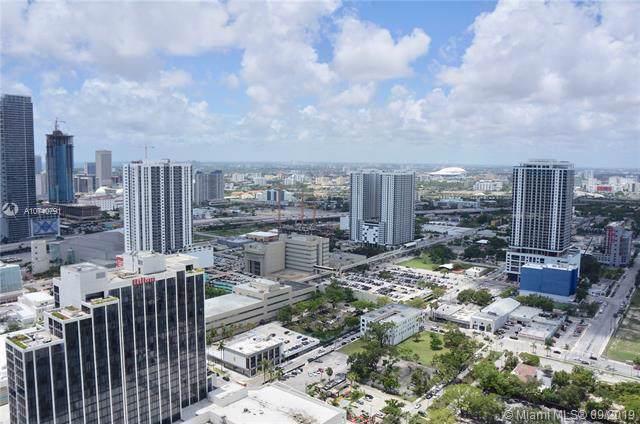 1750 N Bayshore Dr #4514, Miami, FL 33132 (MLS #A10740791) :: The Kurz Team