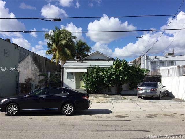 2289 NW 21st Ter, Miami, FL 33142 (MLS #A10740819) :: The Kurz Team
