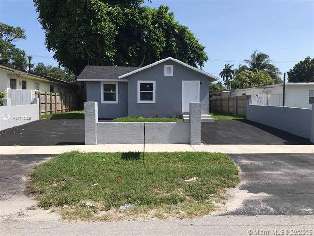 1506 NE 118th St, Miami, FL 33161 (MLS #A10740829) :: The Kurz Team