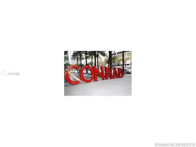 1395 Brickell Av #2904, Miami, FL 33131 (MLS #A10740880) :: The Rose Harris Group