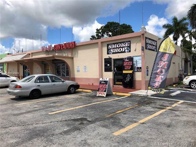 55 SW 8th St, Homestead, FL 33030 (#A10740929) :: Dalton Wade