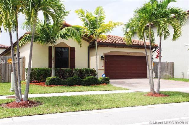 17360 SW 154th Pl, Miami, FL 33187 (MLS #A10740930) :: The Kurz Team