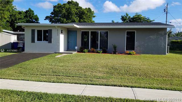 6111 NW 19th Ct, Margate, FL 33063 (MLS #A10740963) :: The Jack Coden Group
