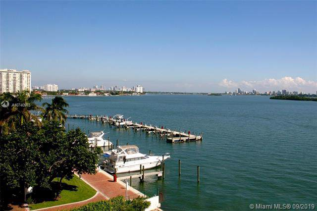 1000 Quayside Ter #1111, Miami, FL 33138 (MLS #A10740973) :: The Rose Harris Group
