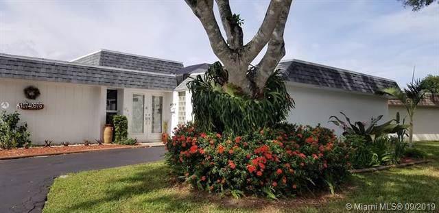 5721 White Hickory Cir, Tamarac, FL 33319 (MLS #A10740975) :: The Rose Harris Group