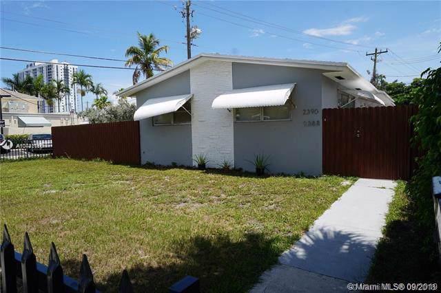 2388 NE 173rd St, North Miami Beach, FL 33160 (MLS #A10741111) :: The Teri Arbogast Team at Keller Williams Partners SW