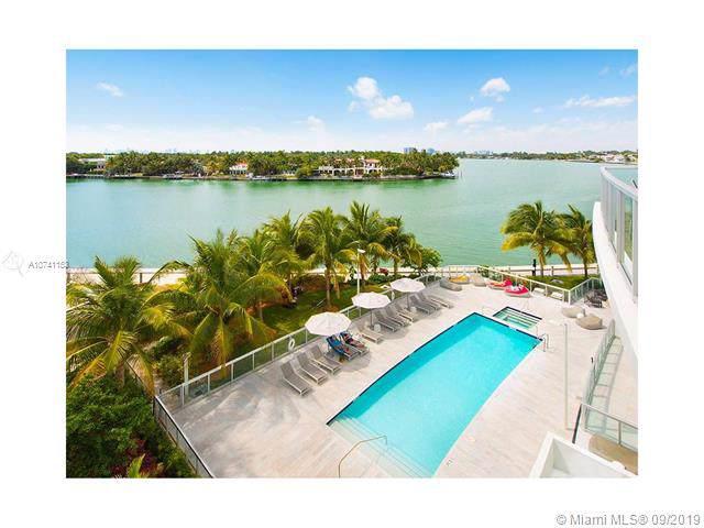 6700 Indian Creek Dr #901, Miami Beach, FL 33141 (MLS #A10741153) :: The Kurz Team
