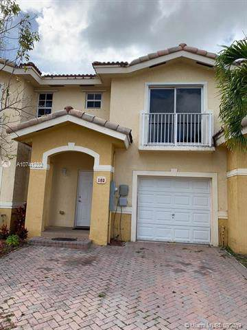 14142 SW 260th St #102, Homestead, FL 33032 (MLS #A10741232) :: Castelli Real Estate Services