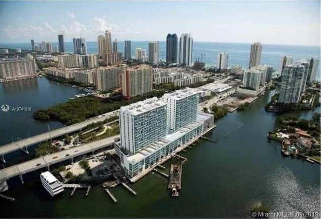 400 Sunny Isles Blvd #1518, Sunny Isles Beach, FL 33160 (MLS #A10741310) :: The TopBrickellRealtor.com Group