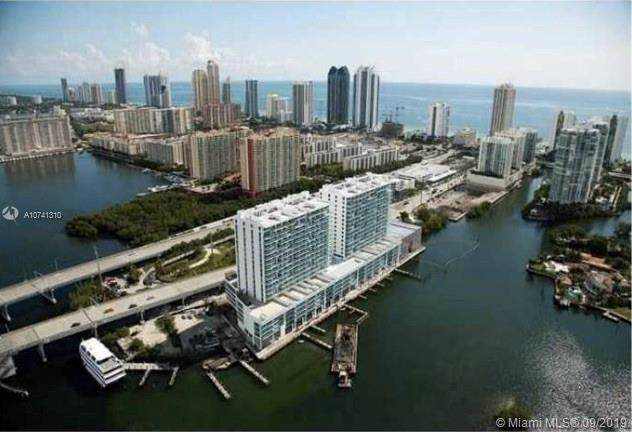 400 Sunny Isles Blvd #1518, Sunny Isles Beach, FL 33160 (MLS #A10741310) :: Green Realty Properties