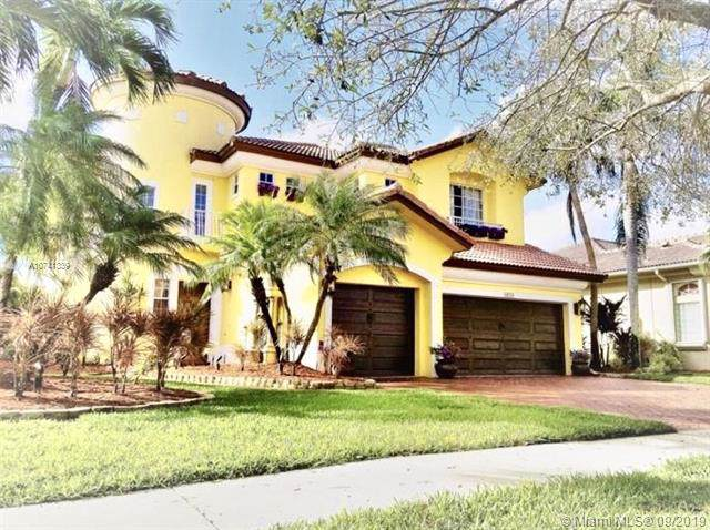 19250 SW 30th St, Miramar, FL 33029 (MLS #A10741339) :: The Riley Smith Group