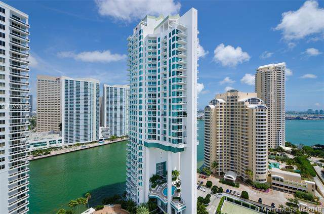 900 Brickell Key Bl #2901, Miami, FL 33131 (MLS #A10741342) :: The Maria Murdock Group