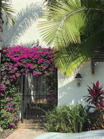 424 Hendricks Isle #8, Fort Lauderdale, FL 33301 (MLS #A10741362) :: Patty Accorto Team