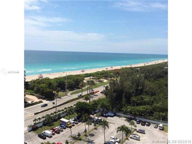 100 Bayview Dr #1606, Sunny Isles Beach, FL 33160 (MLS #A10741449) :: The Paiz Group